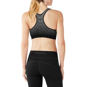 Smartwool PhD Seamless Racerback Bra Women Black